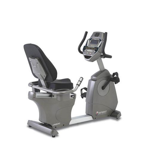 Spirit CR800 Club Series Recumbent Cycle
