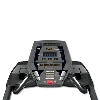 Spirit CT800 Medical Treadmill Console