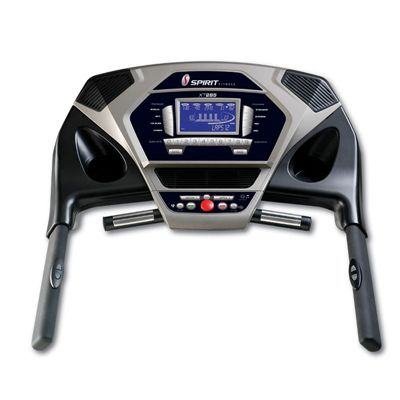 Spirit Fitness XT285 Treadmill - screen