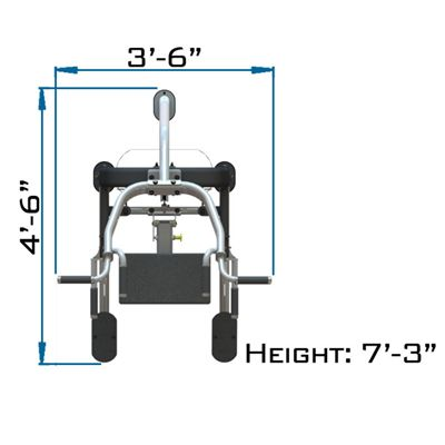 Spirit Weight Assisted Chin and Dip Specs