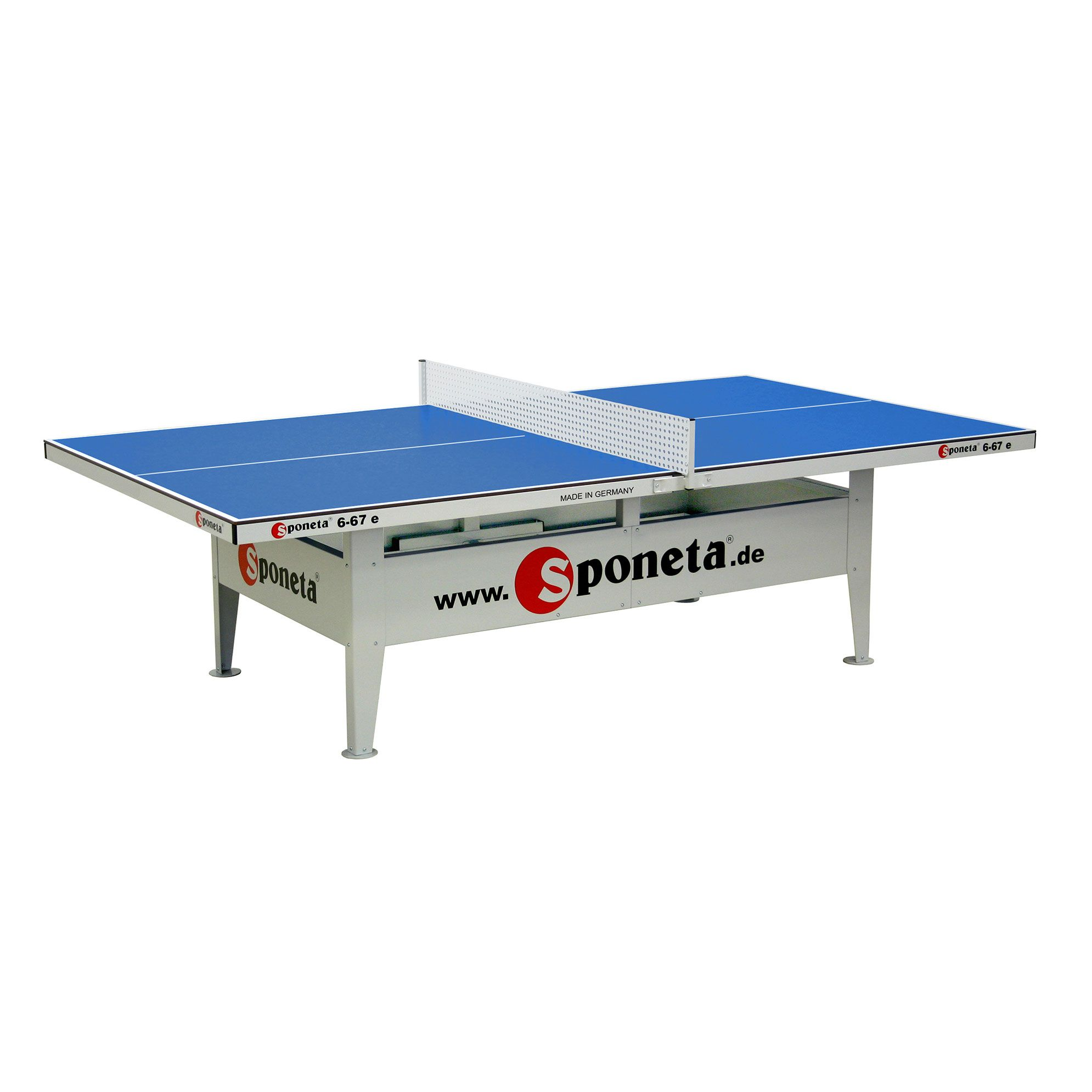 Sponeta activeline outdoor table tennis table - Weatherproof table tennis table ...