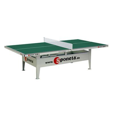 Sponeta Activeline Outdoor Table Tennis Table-Green Colour