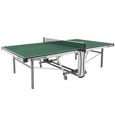 Sponeta Auto Compact ITTF Table Tennis Table-Green