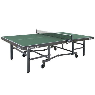 Sponeta Championline ITTF Table Tennis Table-Green