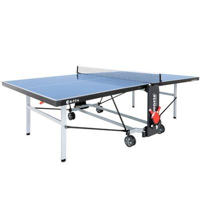 Sponeta De-luxe Outdoor Table Tennis Table-6mm-Blue