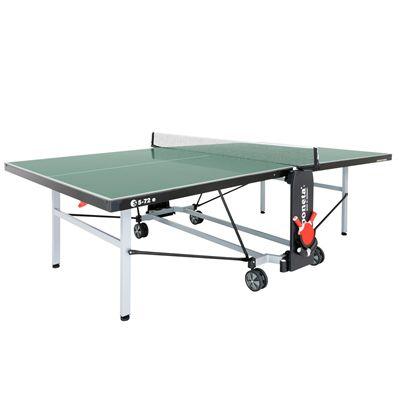 Sponeta De-luxe Outdoor Table Tennis Table-6mm-Green