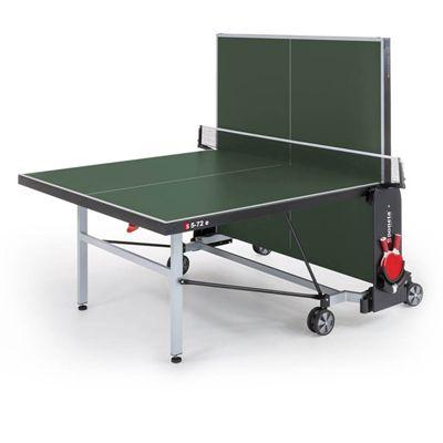 Sponeta Deluxe Outdoor Table Tennis Table - Green - Playback