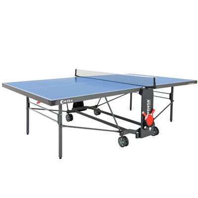 Sponeta Expert Outdoor Table Tennis Table-5mm-Blue