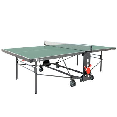 Sponeta Expert Outdoor Table Tennis Table-5mm-Green