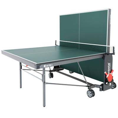 Sponeta Expert Line Table Tennis Table-19mm-Green-Playback
