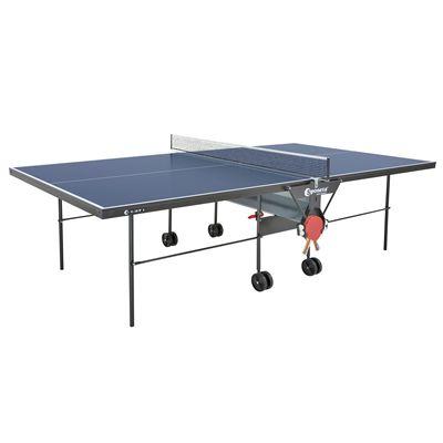 Sponeta Hobby Club Indoor Table Tennis Table - Blue