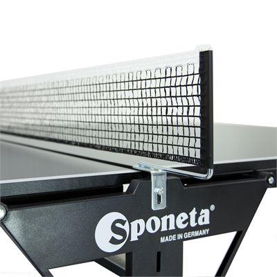 Sponeta Hobby Club Indoor Table Tennis Table - Green - Net