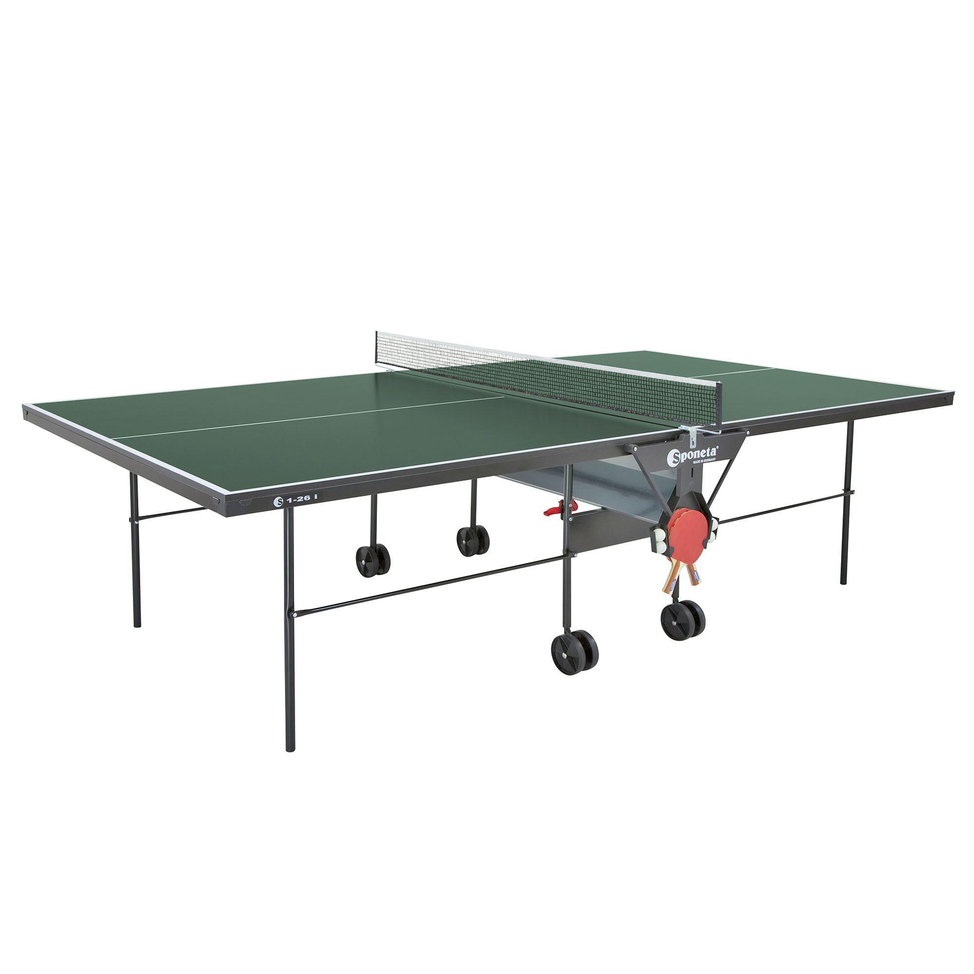 Sponeta hobby club indoor table tennis table - Sponeta table tennis table ...