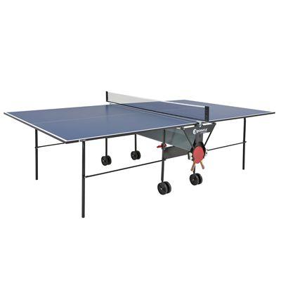 Sponeta Hobby Playback Indoor Table Tennis Table - Blue