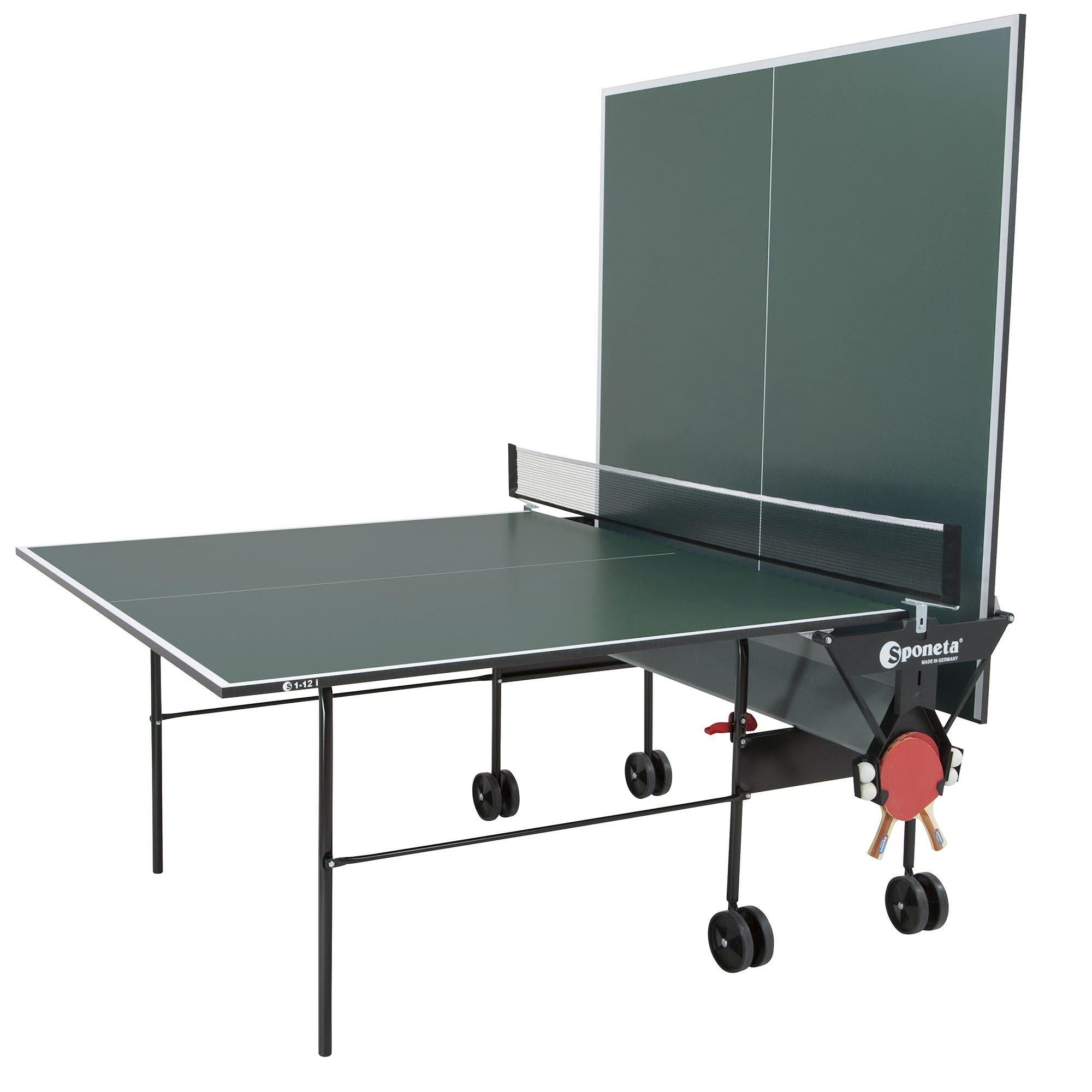 Sponeta hobby playback indoor table tennis table - Sponeta table tennis table ...