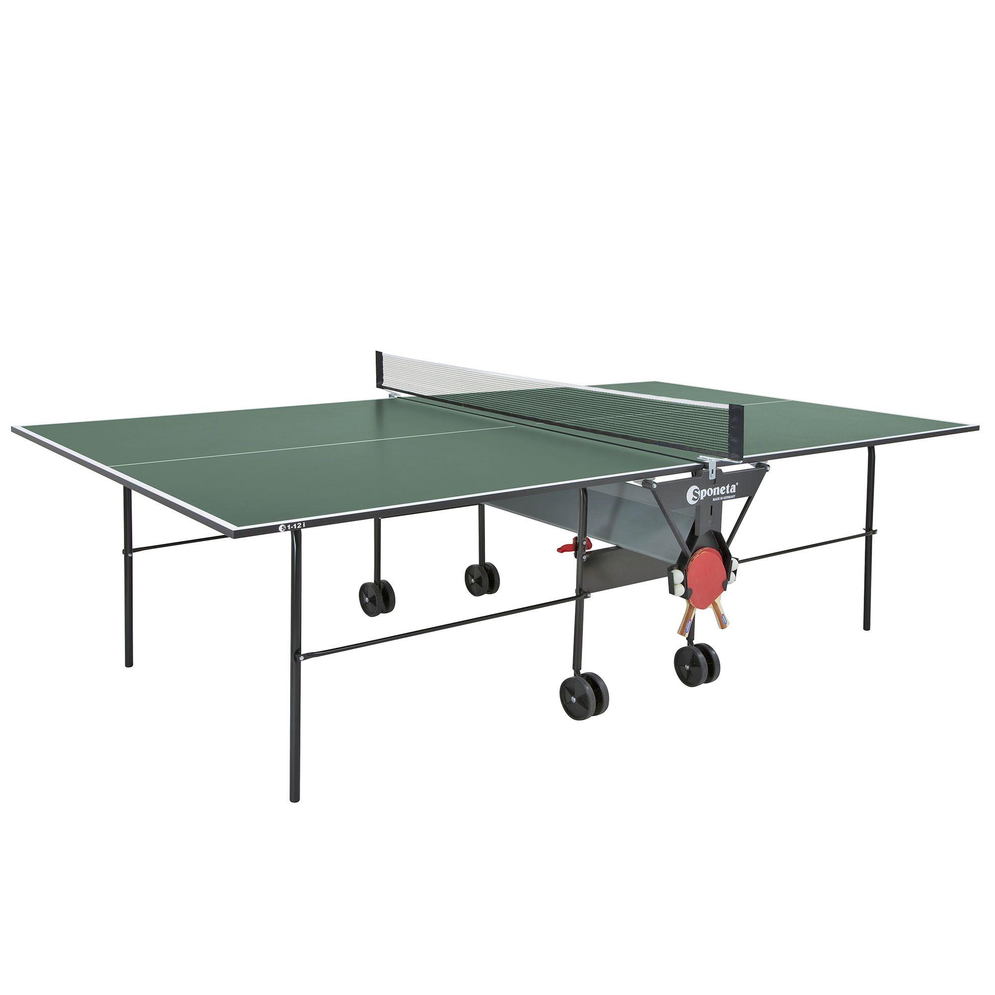 Sponeta Hobby Playback Indoor Table Tennis Table