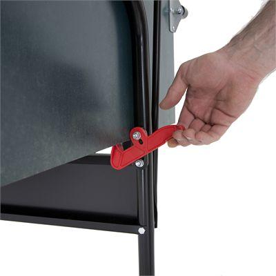 Sponeta Hobby Playback Indoor Table Tennis Table - Fold Lock