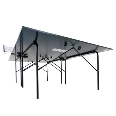 Sponeta Hobbyline Indoor Table Tennis Table - Bottom