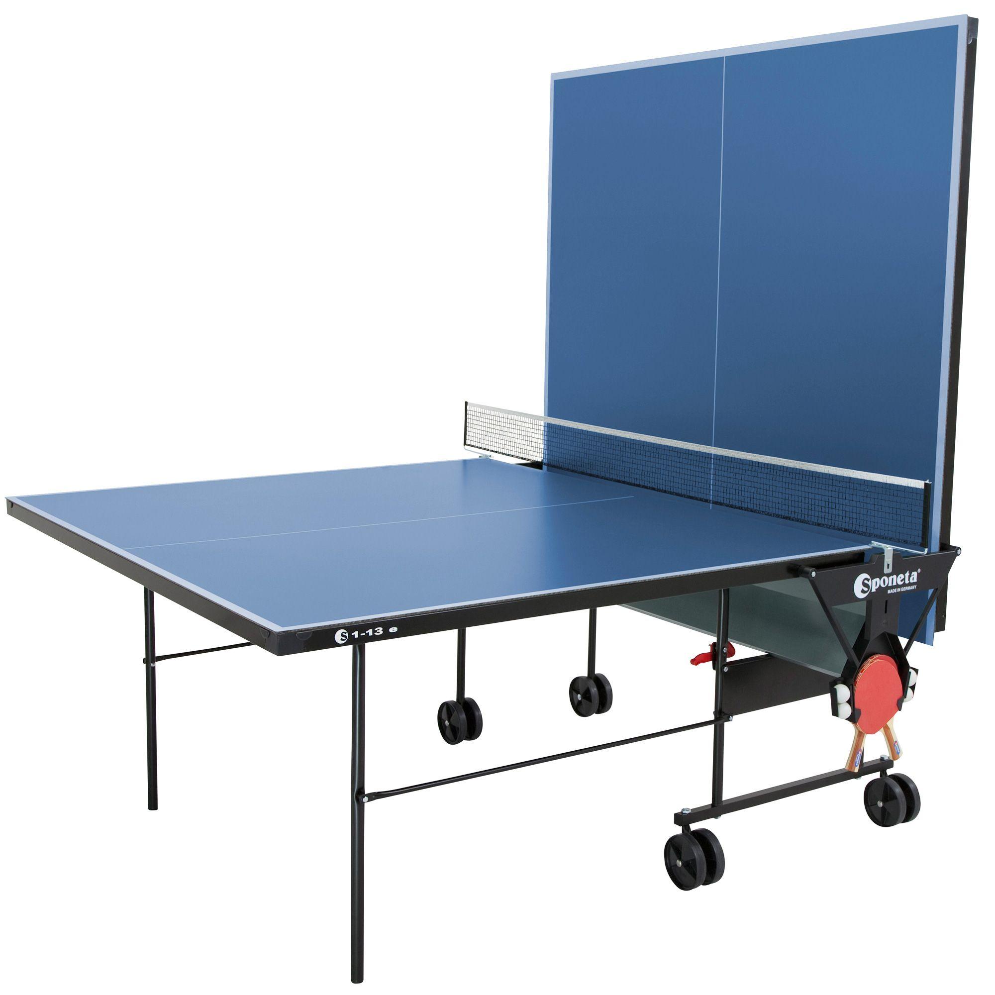 Sponeta hobbyline outdoor table tennis table - Weatherproof table tennis table ...