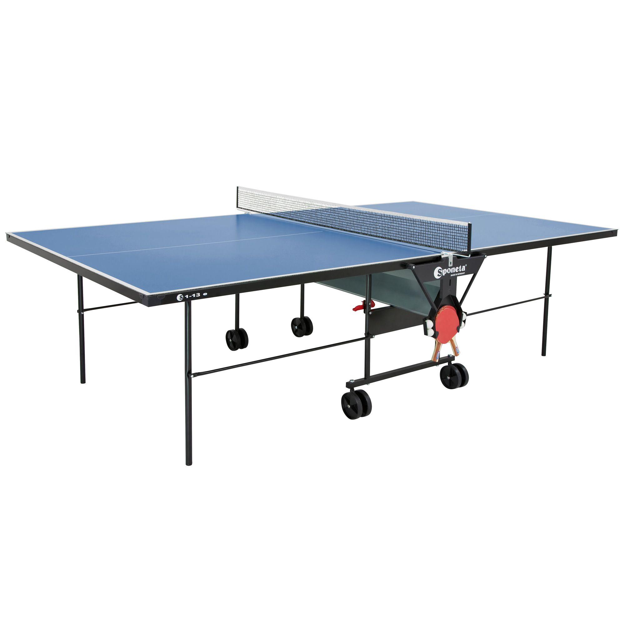 Sponeta hobbyline outdoor table tennis table - Sponeta table tennis table ...