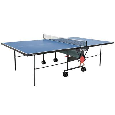 Sponeta Hobbyline Outdoor Table Tennis Table-4mm-Blue