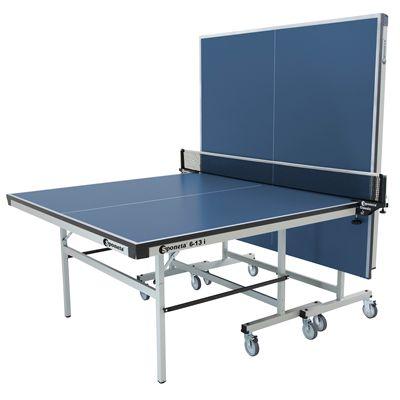 Sponeta Match Play 22 Table Tennis Table-Blue-Playback