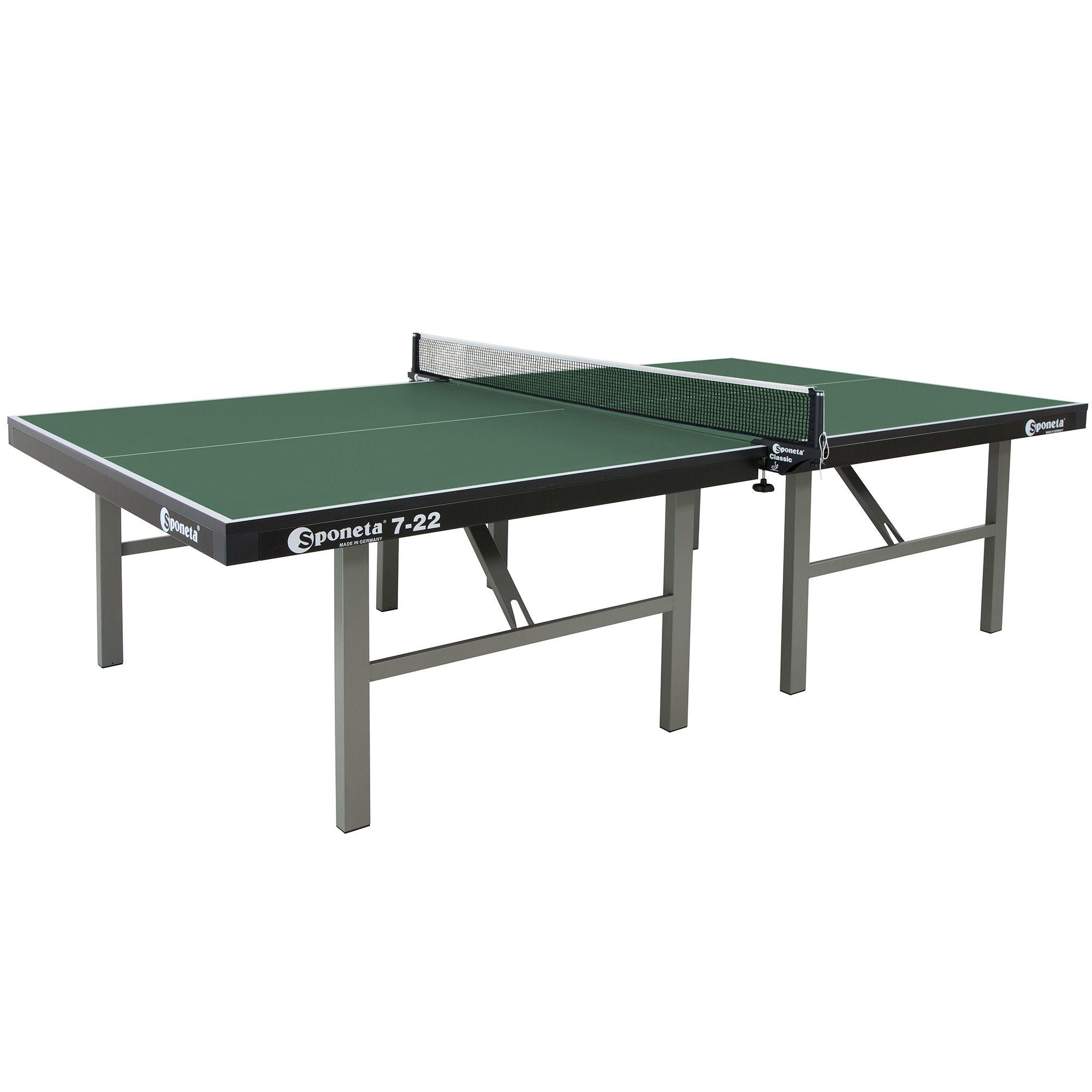 Sponeta pro competition indoor table tennis table - Sponeta table tennis table ...