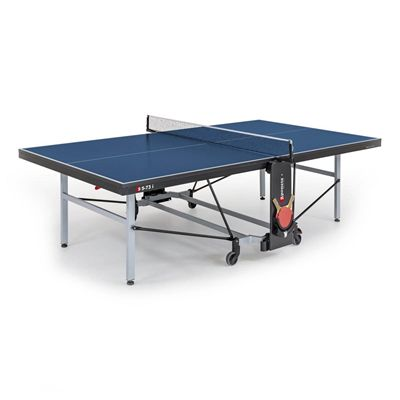 Sponeta Schooline Indoor Table Tennis Table - Blue