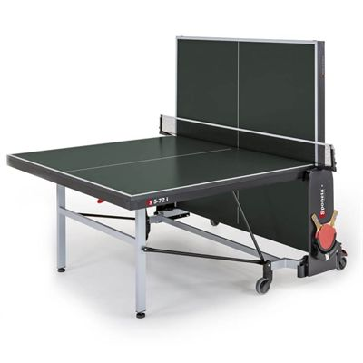 Sponeta Schooline Indoor Table Tennis Table - Green - Playback