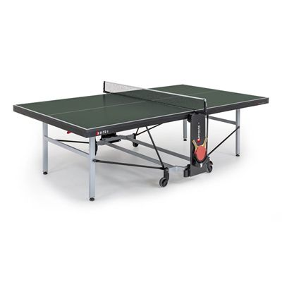 Sponeta Schooline Indoor Table Tennis Table - Green