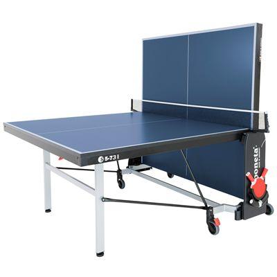 Sponeta Schooline Table Tennis Table-22mm-Blue-Playback