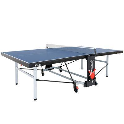 Sponeta Schooline Table Tennis Table-22mm-Blue