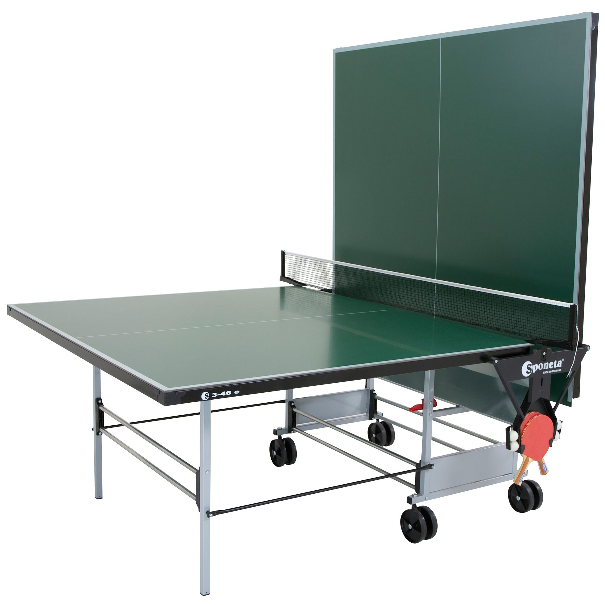 Sponeta sportline outdoor table tennis table - Weatherproof table tennis table ...