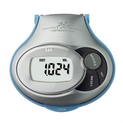 Sportline 345 Steps Distance Calorie Pedometer