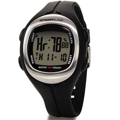 Sportline Solo 915 Mens Heart Rate Monitor Watch Image