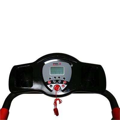Stamm Bodyfit Track 850 Treadmill - Console