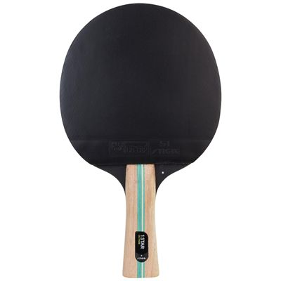 Stiga 1 Star Octane Table Tennis Bat - Back