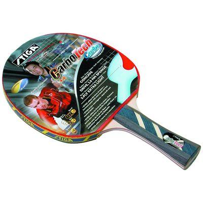 Stiga 2 Star Carbo Tech Table Tennis Bat