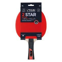 Stiga 2 Star Rocket Table Tennis Bat