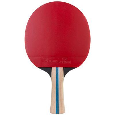 Stiga 2 Star Technic Table Tennis Bat - Red