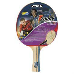 Stiga 2 Star Trophy Table Tennis Bat