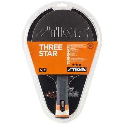 Stiga 3 Star Terminate Table Tennis Bat - Package