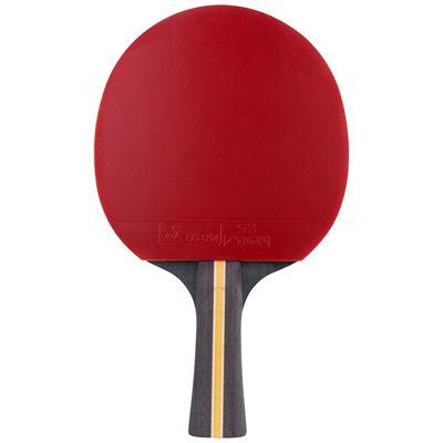 Stiga 3 Star Trinity Table Tennis Bat  - Front