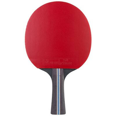 Stiga 4 Star Flight Table Tennis Bat - Red