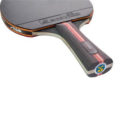 Stiga 5 Star Fanatic Table Tennis Bat - Bottom