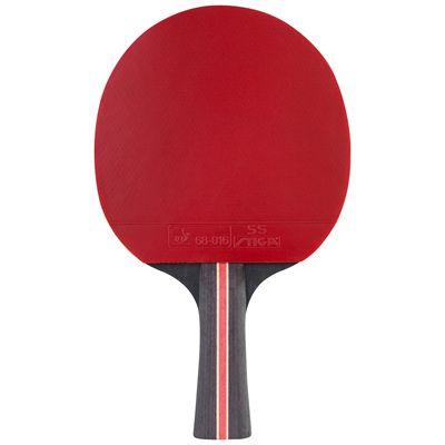 Stiga 5 Star Flexure Table Tennis Bat - Red
