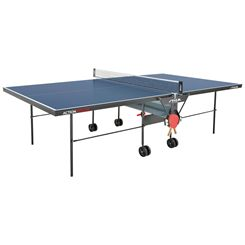 Stiga Action Roller Indoor Table Tennis Table