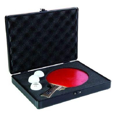 Stiga Aluminium Table Tennis Case - In Use