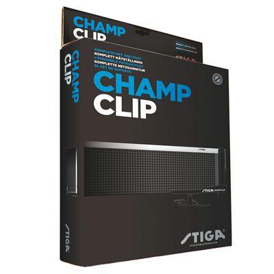 Stiga Champ Clip Table Tennis Net