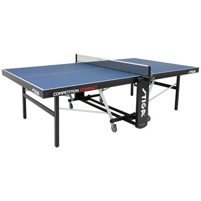 Stiga Competition Compact ITTF Indoor Table Tennis Table